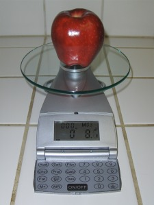 DigiWeigh Nutritional Scale