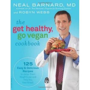 The Get Healthy Go Vegan Cookbook